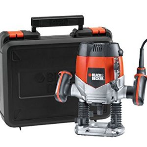 Fresadora Black and decker KW900E